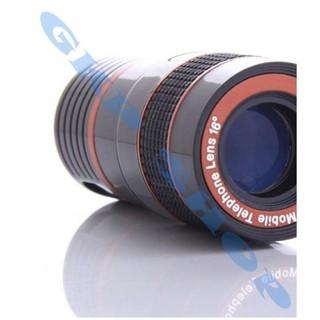 [Giao 3H HCM] Ống kính zoom 12X chụp hình đa năng cho điện thoại và tablet [ĐƯỢC KIỂM HÀNG] 21575713 - 21575713 thumbnail
