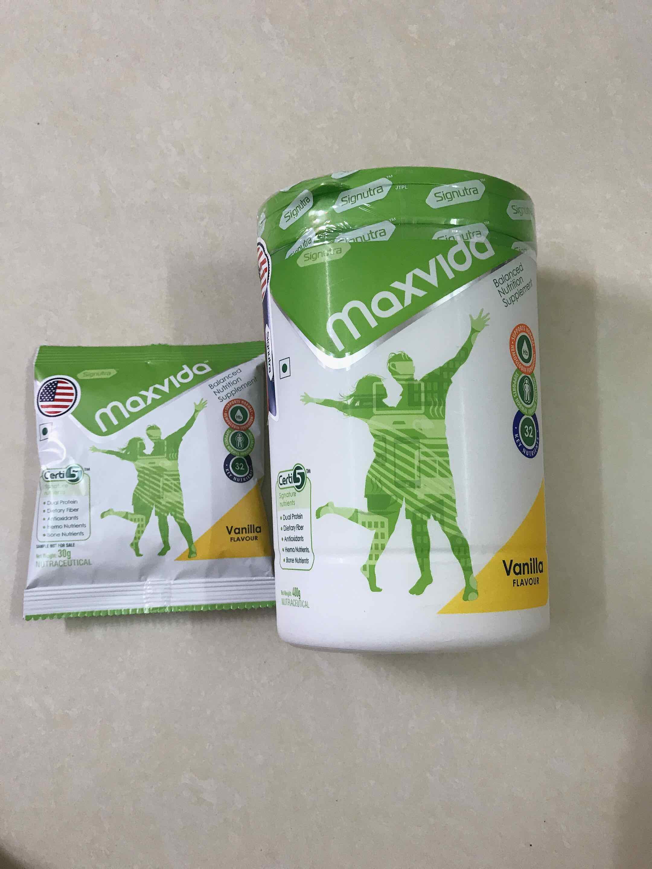 Sữa Dinh Dưỡng Maxvida Hộp 400g - Funny 08