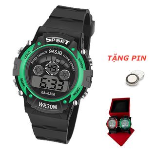 Đồng hồ trẻ em - 01 ĐỒNG HỒ TẶNG 01 PIN KÈM HỘP thumbnail