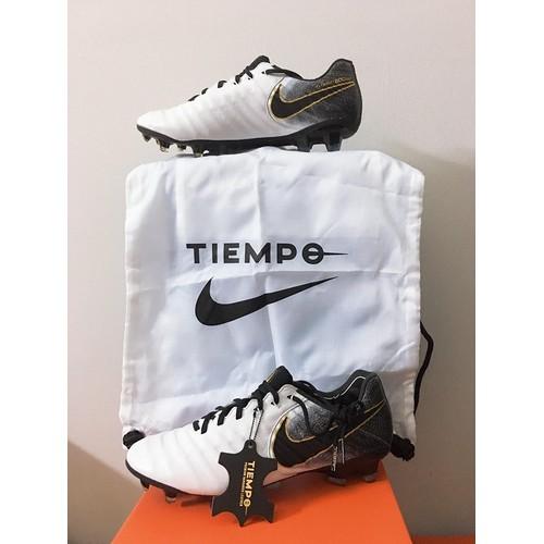 [ hàng chính hãng ] giày đá bóng sân cỏ tự nhiên tiempo legend 7 elite fg