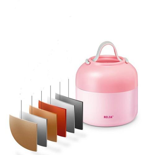 Bình ủ mini - bình hâm nóng mini- bình giữ nóng mini