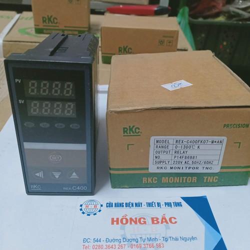 Đồng hồ nhiệt độ rkc rex-c400 - 13366226 , 21573831 , 15_21573831 , 250000 , Dong-ho-nhiet-do-rkc-rex-c400-15_21573831 , sendo.vn , Đồng hồ nhiệt độ rkc rex-c400