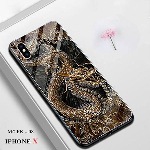 Ốp lưng iphone x mặt kính cường lực 3d rồng - 13384026 , 21596365 , 15_21596365 , 145000 , Op-lung-iphone-x-mat-kinh-cuong-luc-3d-rong-15_21596365 , sendo.vn , Ốp lưng iphone x mặt kính cường lực 3d rồng