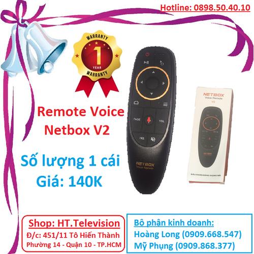 Điều khiển giọng nói - remote voice netbox v2 - giá sỉ số lượng - 13387649 , 21600910 , 15_21600910 , 140000 , Dieu-khien-giong-noi-remote-voice-netbox-v2-gia-si-so-luong-15_21600910 , sendo.vn , Điều khiển giọng nói - remote voice netbox v2 - giá sỉ số lượng