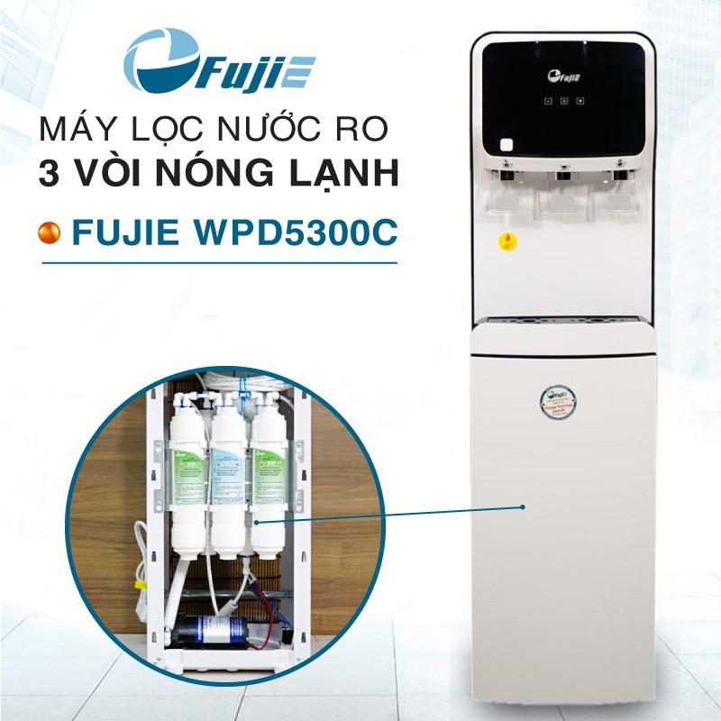 Máy lọc nước Fujie WPD5300C