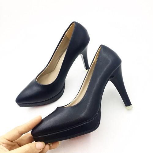 Siêu phẩm  giầy cao gót nữ 9 phân si lh 0975972104 toan quoc