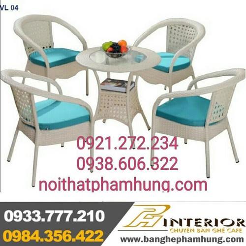 Bàn ghế cafe mây thanh lý - 13377978 , 21588870 , 15_21588870 , 3780000 , Ban-ghe-cafe-may-thanh-ly-15_21588870 , sendo.vn , Bàn ghế cafe mây thanh lý
