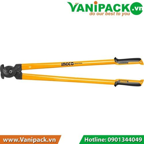 Kìm cắt cáp điện ingco hccb20124