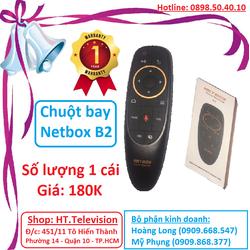 Chuột bay NetBox B2 - Giá sỉ số lượng