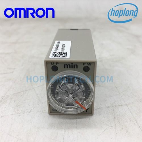 H3y-2 ac100-120 30m omi bộ đặt thời gian omron h3y series