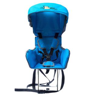 Ghế ngồi xe máy cho bé - Xe số - Màu xanh dương - XS-XD-X1 thumbnail