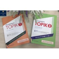 Cuốn CẨM NANG LUYỆN THI TOPIK I – TOPIK TRONG TẦM TAY - 8935246914953