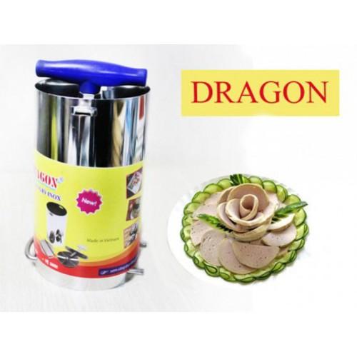 Khuôn làm giò chả inox 1kg thương hiệu dragon vạn lợi hàng việt nam tay xoay xanh - 19630207 , 24581001 , 15_24581001 , 199000 , Khuon-lam-gio-cha-inox-1kg-thuong-hieu-dragon-van-loi-hang-viet-nam-tay-xoay-xanh-15_24581001 , sendo.vn , Khuôn làm giò chả inox 1kg thương hiệu dragon vạn lợi hàng việt nam tay xoay xanh