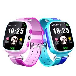 Đồng hồ thông minh định vị trẻ em có tiếng việt kháng nước Kw100