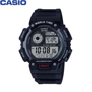 Đồng hồ CASIO nam - Dây Nhựa - Đen - AE-1400WH-1AVDF - AE-1400WH-1AVDF 01 thumbnail