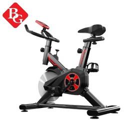 [TRỢ SHIP]BG Xe đạp tập thể dục thể thao Spining bike Model hot năm 2019 mẫu S303 BLACK