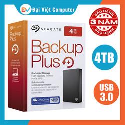 Ổ cứng di động Sea gate 4TB 2TB backup plus USB 3.0