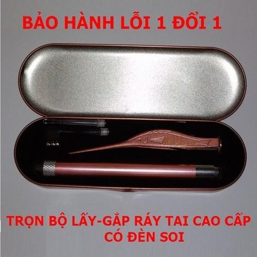 Dụng cụ lấy ráy tai có đèn - đèn soi tai inox hộp đẹp - 21391342 , 24650458 , 15_24650458 , 105000 , Dung-cu-lay-ray-tai-co-den-den-soi-tai-inox-hop-dep-15_24650458 , sendo.vn , Dụng cụ lấy ráy tai có đèn - đèn soi tai inox hộp đẹp