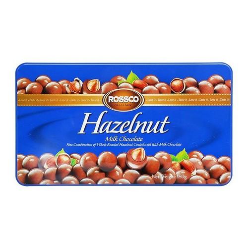 Kẹo socola sữa hazelnut rossco 180g - 21385459 , 24643065 , 15_24643065 , 143000 , Keo-socola-sua-hazelnut-rossco-180g-15_24643065 , sendo.vn , Kẹo socola sữa hazelnut rossco 180g