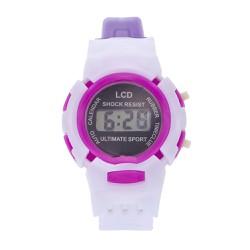 Đồng hồ trẻ em thời trang điện tử LCD Shock Resist DH75