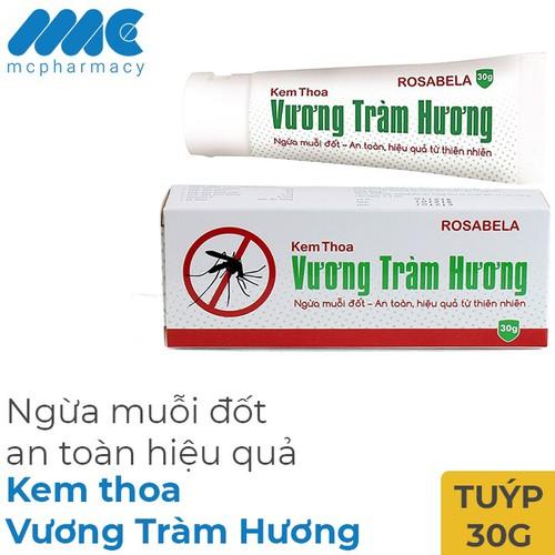 Vương tràm hương kem thoa chống muỗi - 21386942 , 24645236 , 15_24645236 , 69000 , Vuong-tram-huong-kem-thoa-chong-muoi-15_24645236 , sendo.vn , Vương tràm hương kem thoa chống muỗi