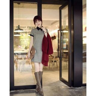 Đầm Ôm Body Thời Trang Cao Cấp - Váy Ôm - Váy Nữ - Đầm Nữ - Đầm Ôm Công Sở - Váy Ôm Công Sở - Đầm Dự Tiệc - Váy Dự Tiệc - Váy Đẹp - Đầm Đẹp - Đầm Body Phối Ren D384 - D384 thumbnail