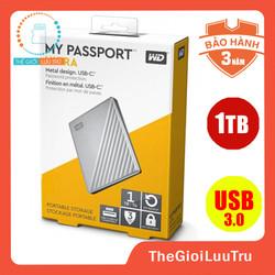 Ổ cứng di động Western 1TB my passport USB 3.0