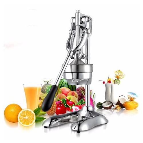 Máy ép cam inox juicer-ép trái cây bằng  tay  - loại lớn 6kg  market vietnam-ép nhanh kiệt nước loại 1
