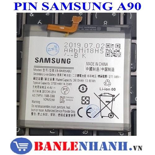 Pin samsung eb-ba905abu a90