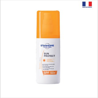Kem chống nắng chỉ số SPF 50+ Stanhome Sun Protect 50+ 125ml - 70702 thumbnail