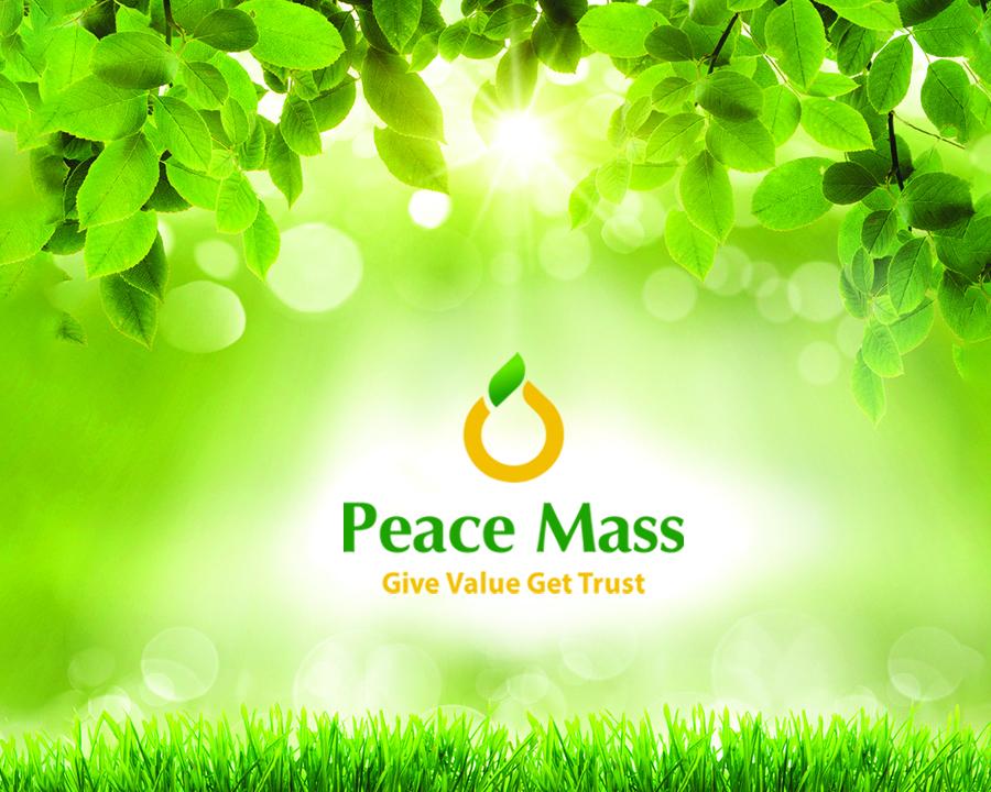 PEACE MASS