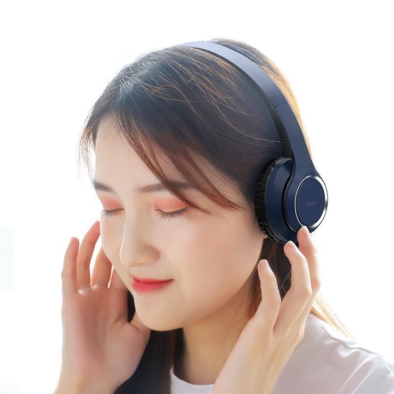 Thiết kế cá tính Headphone Hoco W28