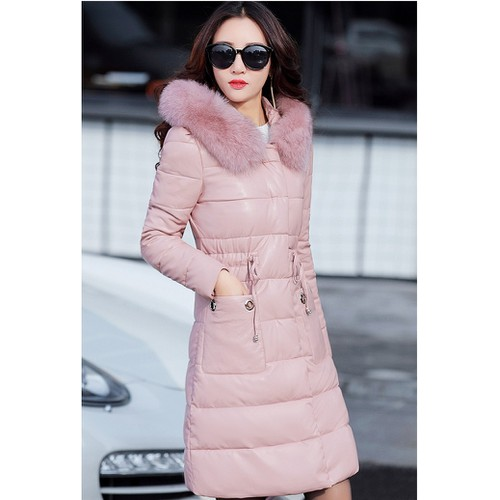 Áo khoác phao nữ dáng dài cao cấp siêu ấm, hàng nhập, chất đẹp
