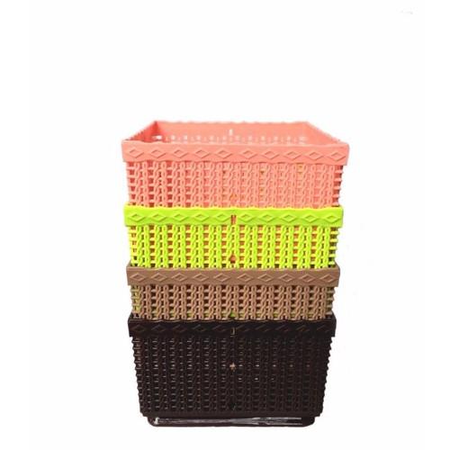 Rổ nhựa vuông  tl021 - tp - 19680673 , 24798480 , 15_24798480 , 50000 , Ro-nhua-vuong-tl021-tp-15_24798480 , sendo.vn , Rổ nhựa vuông  tl021 - tp