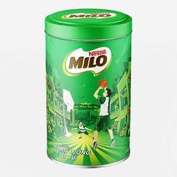 Sữa bột Milo lọ