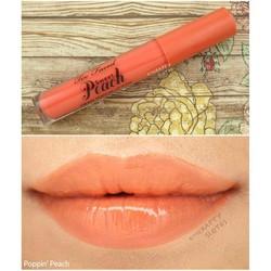 Son Bóng Too Faced Sweet Peach Creamy Peach Oil Lip Gloss