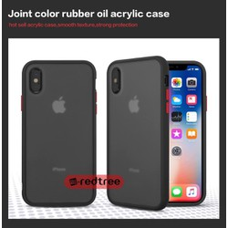 Ốp Iphone 6plus_6splus lưng nhám chống vân tay