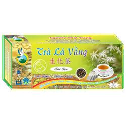 Trà Lá Vằng  Lợi Sữa  - Nguyên Thái Trang – Hộp 50 Túi Lọc X 2g - Thảo Dược Thiên Nhiên – Tốt Cho Sức Khỏe