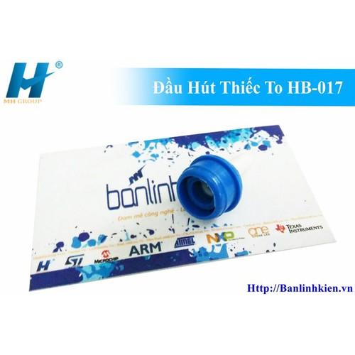 Đầu hút thiếc to hb-017