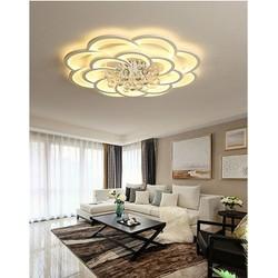 Đèn chùm pha lê KALIS trang trí nội thất