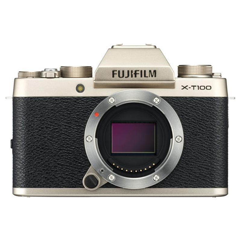 Máy Ảnh Fujifilm X-T100 Body-Chính Hãng