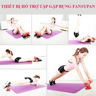 Dụng cụ tập cơ bụng đa năng có đế hút chân không siêu chắc và bền - DCTBHCK-1-máy tập bụng thumbnail