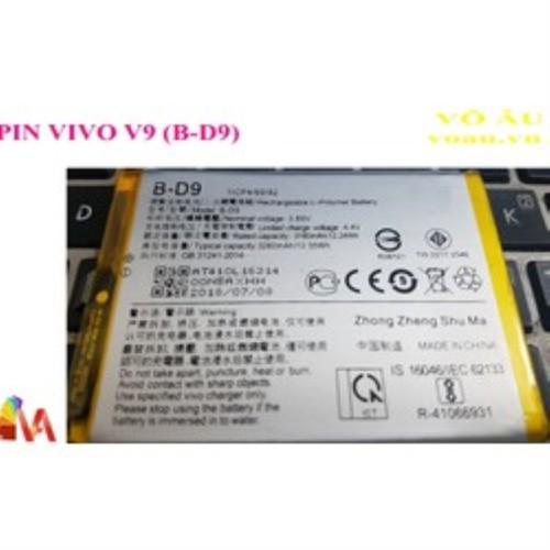 Pin vivo y85 - 19744167 , 24877097 , 15_24877097 , 129000 , Pin-vivo-y85-15_24877097 , sendo.vn , Pin vivo y85