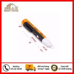 Bút Thử Điện - Bút Thử Điện - Bút Thử Điện Điện Tử Xuyên Tường Có Đèn Led Báo Thông Minh
