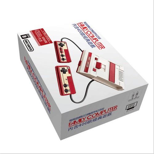 Máy chơi game nội thất mini b mini màu đỏ và trắng