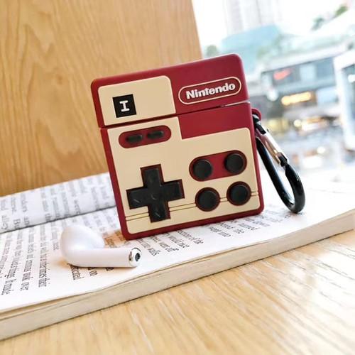 Vỏ bảo vệ hộp đựng tai nghe airpod hình máy chơi game xinh xắn red silicone airpod case 3d airpods soft case funny cover - 19772918 , 24918275 , 15_24918275 , 108000 , Vo-bao-ve-hop-dung-tai-nghe-airpod-hinh-may-choi-game-xinh-xan-red-silicone-airpod-case-3d-airpods-soft-case-funny-cover-15_24918275 , sendo.vn , Vỏ bảo vệ hộp đựng tai nghe airpod hình máy chơi game xinh