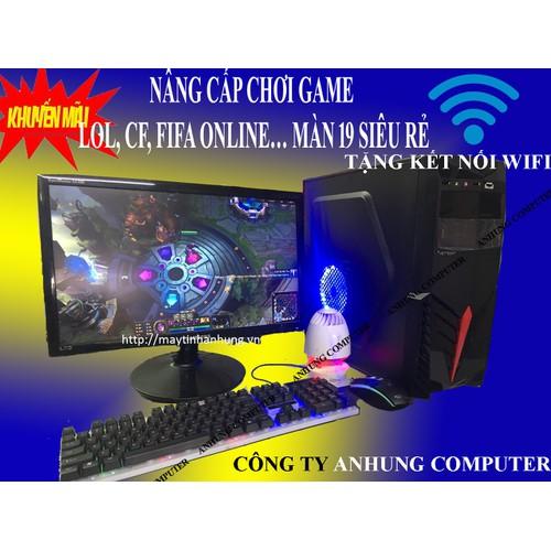 [Khuyến mại] bộ máy tính văn phòng, học tập máy đồng bộ, và cấu hình nâng cấp linh kiện đời cao h81 chơi game lol. cf, fifa, pubg mobi [sp trọn bộ  được lắp đặt và cài đặt theo yêu cầu] - 19775140 , 24920703 , 15_24920703 , 2200000 , Khuyen-mai-bo-may-tinh-van-phong-hoc-tap-may-dong-bo-va-cau-hinh-nang-cap-linh-kien-doi-cao-h81-choi-game-lol.-cf-fifa-pubg-mobi-sp-tron-bo-duoc-lap-dat-va-cai-dat-theo-yeu-cau-15_24920703 , sendo.vn , [K