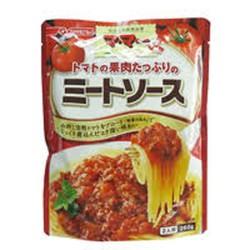 Nước sốt cà chua thịt có nấm Nisshin 260g