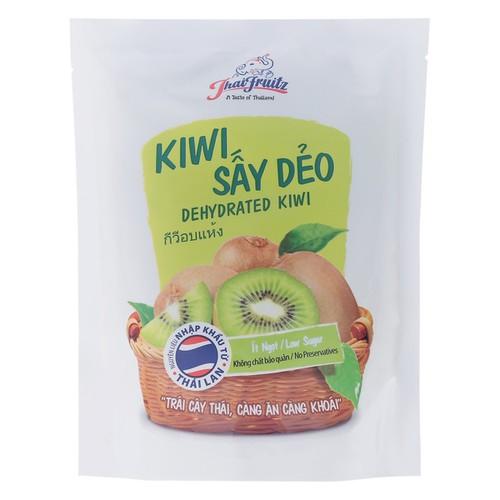 Kiwi sấy dẻo thaifruitz 100g