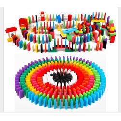 Domino sắc màu 100 viên